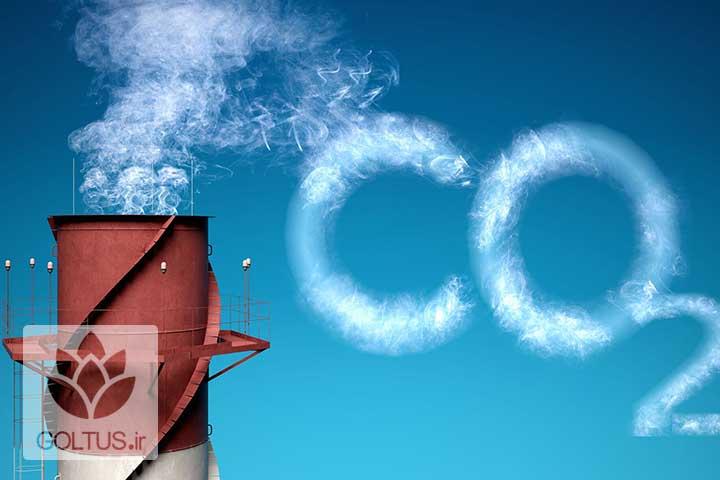 گاز کربنیک و دی اکسید کربن